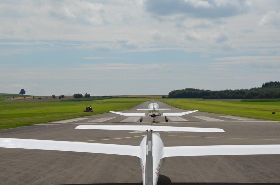 Flugzeugschlepp LSV Biberach