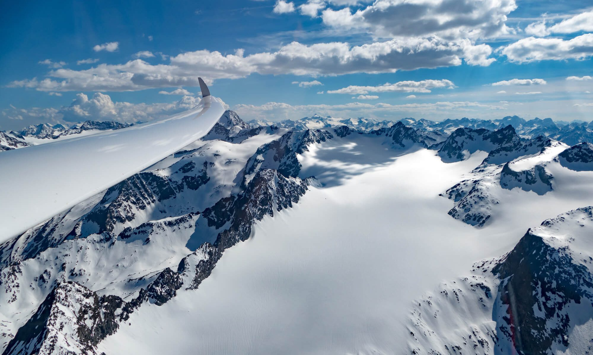 Gopro Duo Discus Fläche Winglet Alpen Alpenflug Hohenems LSV Biberach Abteilung Segelflug